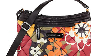Shop Vera Bradley Puffy Crossbody