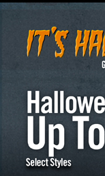 IT'S HALLOWEEN TIME - HALLOWEEN COSTUMES UP TO 50% OFF***