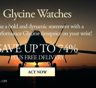 Glycine Watch Sale