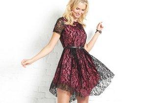Lace Dresses & Separates