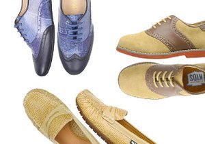 Step Back in Time: Kids' Shoes
