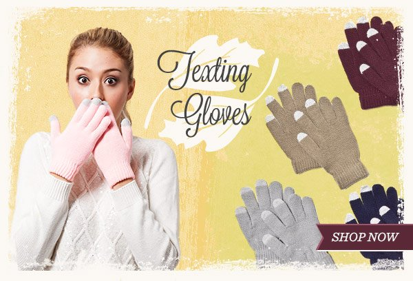 Shop Texting Gloves