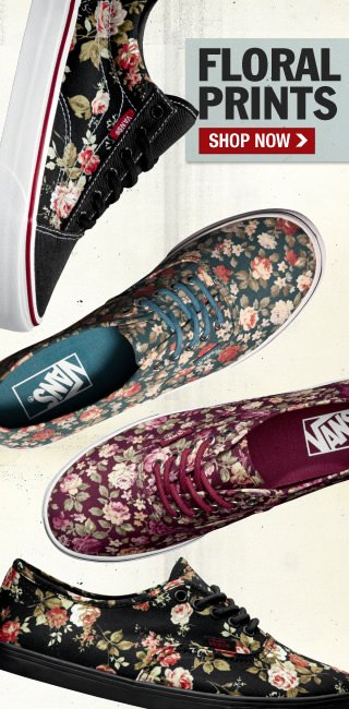 Shop the New Floral Pack!
