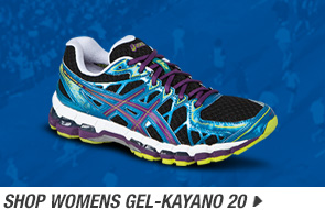 Shop Womens GEL-Kayano 20 - Promo D