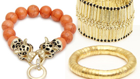 Trend Alert: Bracelets by Saachi