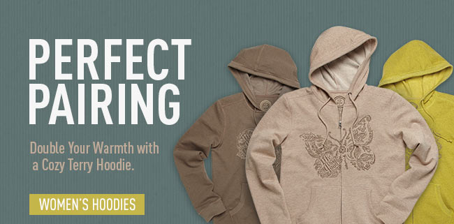 Perfect Pairing - Shop Women's Hoodies
