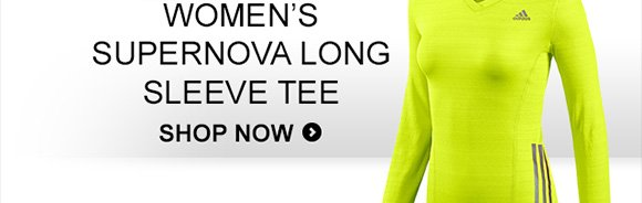 Shop Women's Supernova Long Sleeve Tee »