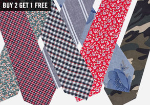 Shop Suiting Essentials ft. Printed Ties
