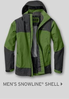 Shop Men's Snowline Shell