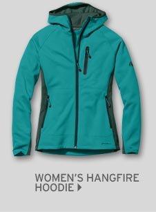 Shop Women's Hangfire Hoodie