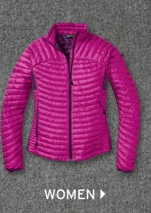 Shop Women's Microtherm Jacket