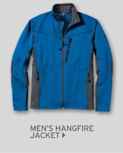 Shop Men's Hangfire Jacket