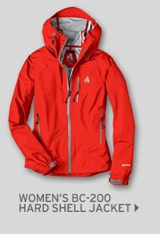 Shop Women's BC-200 Hard Shell Jacket
