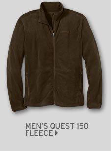 Shop Men's Quest 150 Fleece
