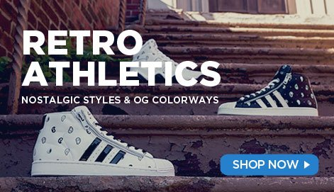 Shop Retro Footwear