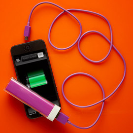 On the Go: Portable Charging