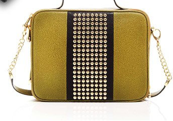West 57th Studded Bag For Ipad