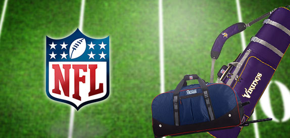 NFL Luggage