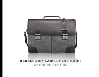 Beresford Large Flap Brief - Shop Now