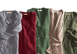The Cashmere Shop: Cardigans