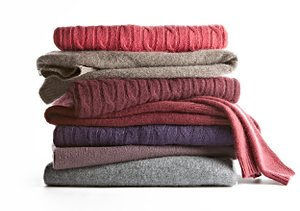 The Cashmere Shop: Pullover Sweaters