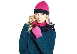 The Cashmere Shop: Gloves, Hats & Scarves