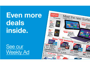 Even  more deals inside.   See our weekly ad.