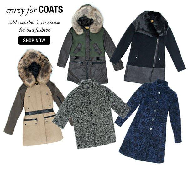 Coat Crazy