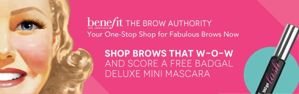 Benefit- The Brow Authority