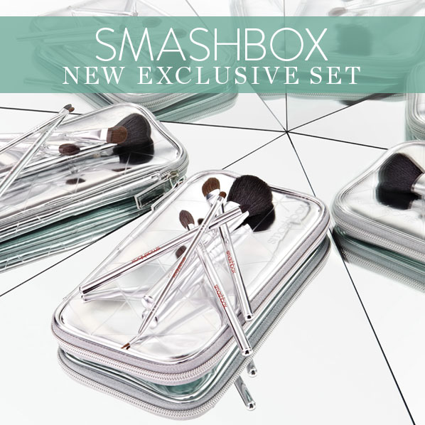 SMASHBOX - NEW EXCLUSIVE SET