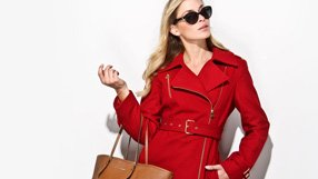 Michael Kors and BCBGeneration Coats