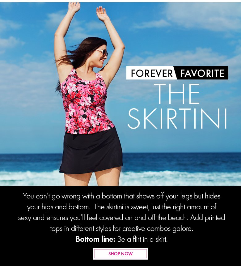 Forever Favorite: Be A Flirt in a Skirt - shop now