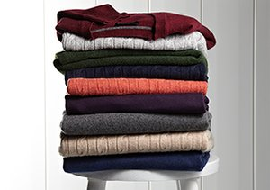 The Cashmere Shop: Forte Sweaters