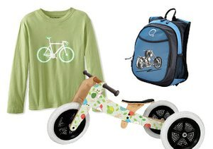 For the Love of Bikes: Apparel, Toys & More