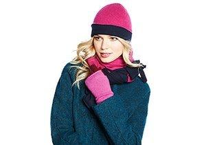 The Cashmere Shop: Gloves, Hats & Scarves