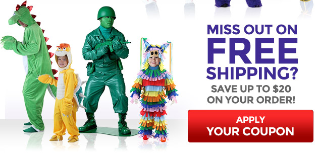 Miss Out on Free Shipping? Save Up to $20 on Your Order
