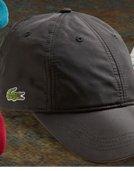 Lacoste Sport Small Croc Baseball Hat