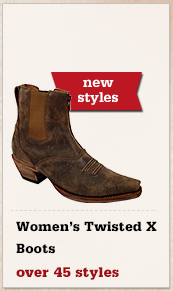 All Womens Twisted X Boots on Sale