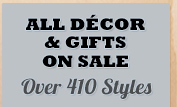 All Decor and Gifts on Sale