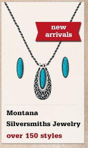 All Montana Silversmiths Jewelry on Sale