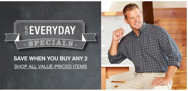 Shop All Everyday Specials
