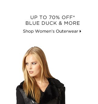 Up To 70% Off* Blue Duck & More