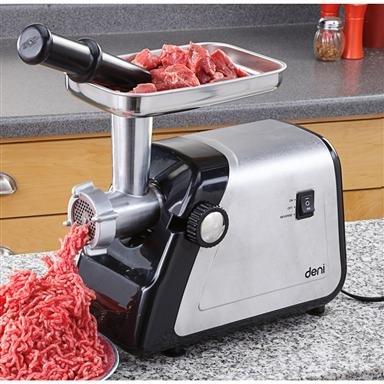 Deni® 800W Professional-grade Meat Grinder