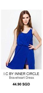 I.C BY INNER CIRCLE Braveheart Dress