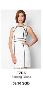 EZRA Binding Dress
