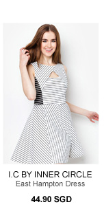 I.C BY INNER CIRCLE East Hampton Dress