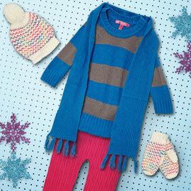 Warm Up to Winter: Kids' Knits