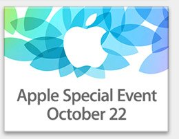 Apple Special Event: October 22