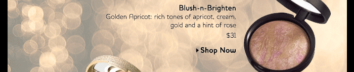 Golden Apricot: rich tones of apricot, cream, gold and a hint of rose