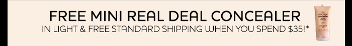 20% Off All Eye Products & FREE Standard Shipping When You Spend $40